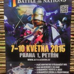 Battle of the Nations in Prague, Czech Republic