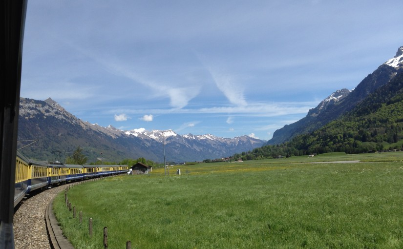 Ride To Lucern